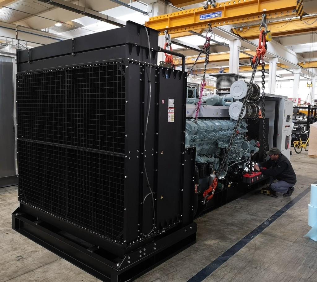 maintenance groupe électrogène SE2M