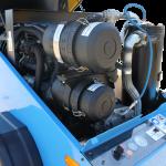 compresseur de chantier mac3 par SE2M industrie dans le Var