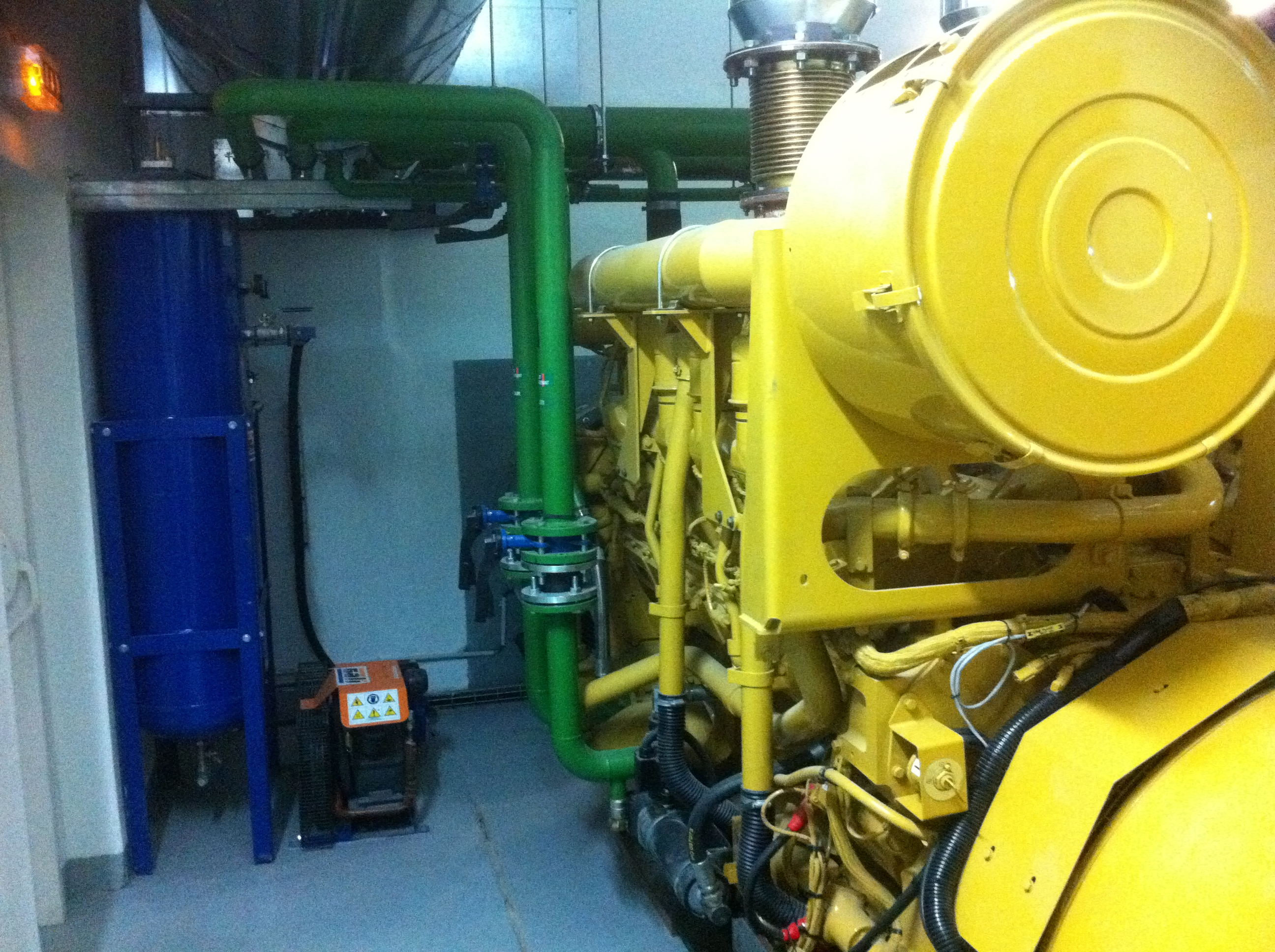 Maintenance annuelle d 39 un groupe lectrog ne de 1100kva se2m for Maintenance d un groupe electrogene